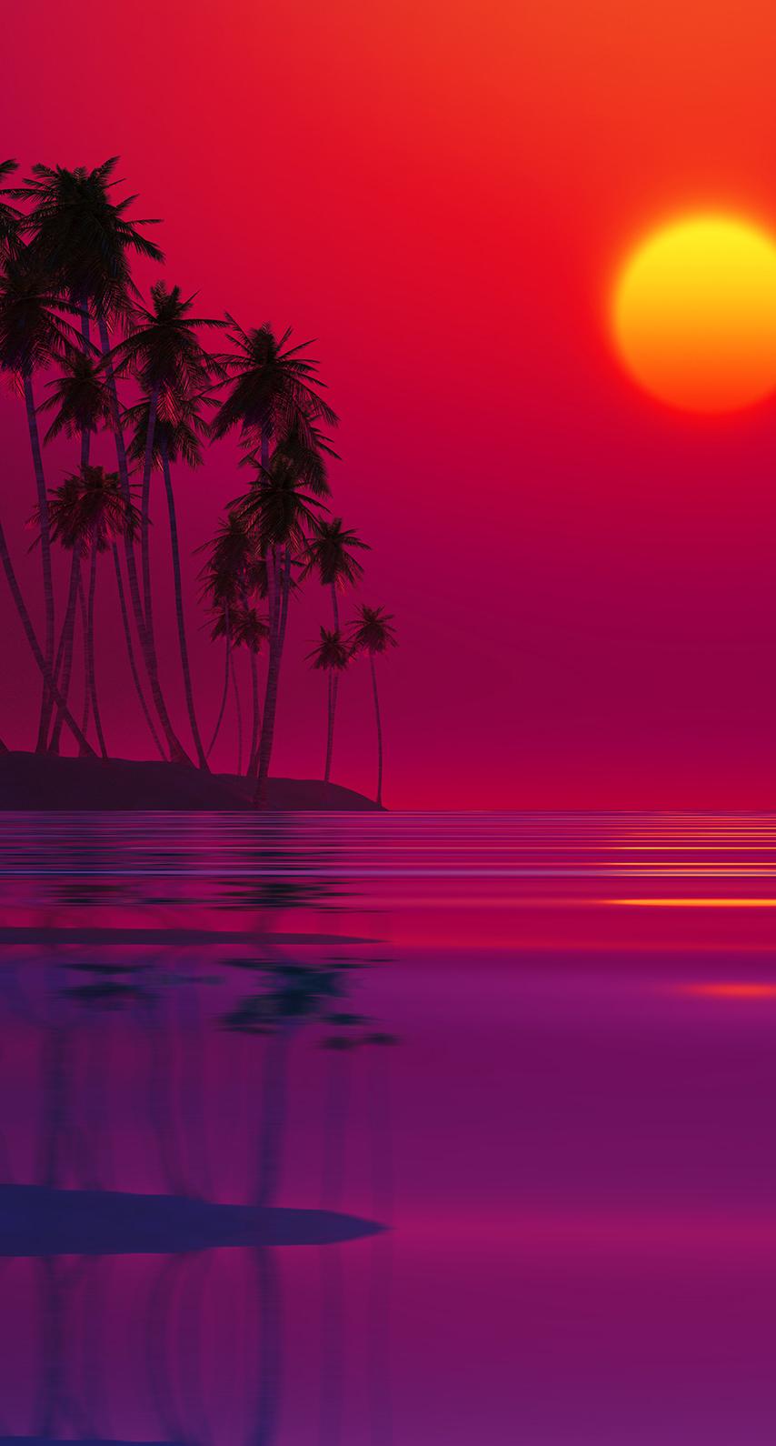 ocean, vacation