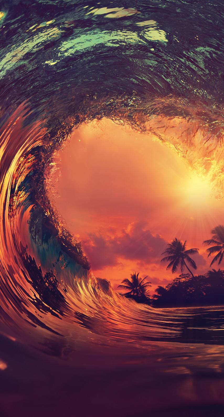 sunrise, earth