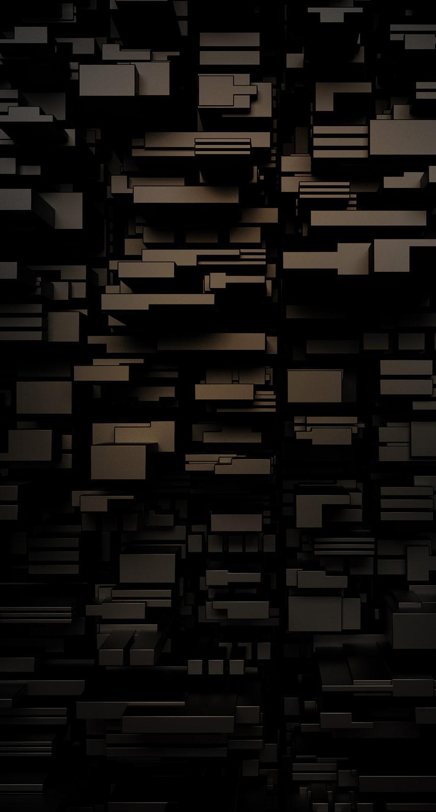 mosaic, cube