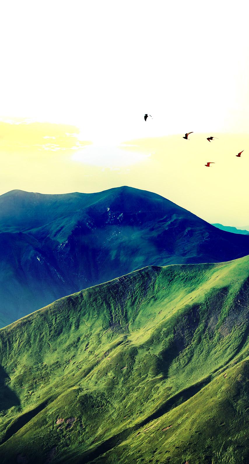 ridge, terrain