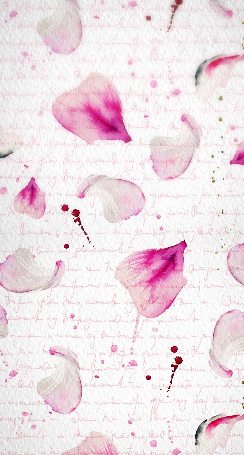 petals, circular