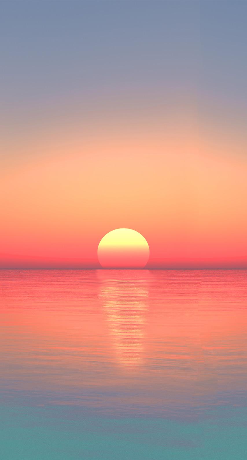 sun, no person