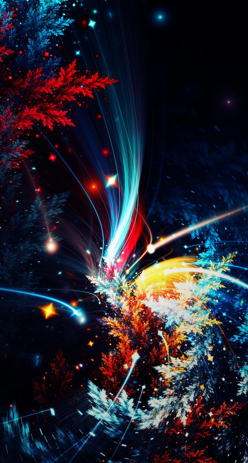 festival, explosion