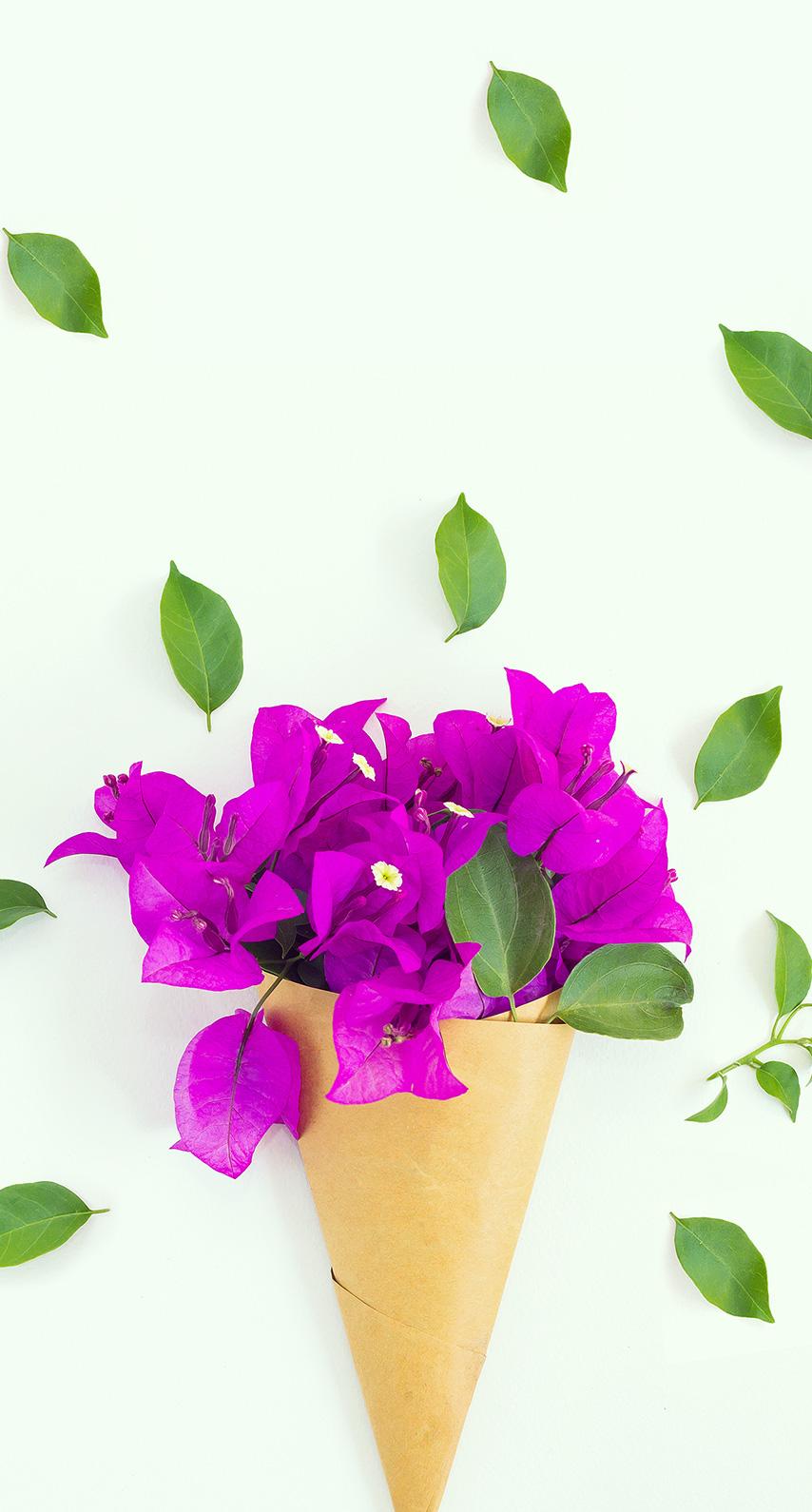 purple, beautiful