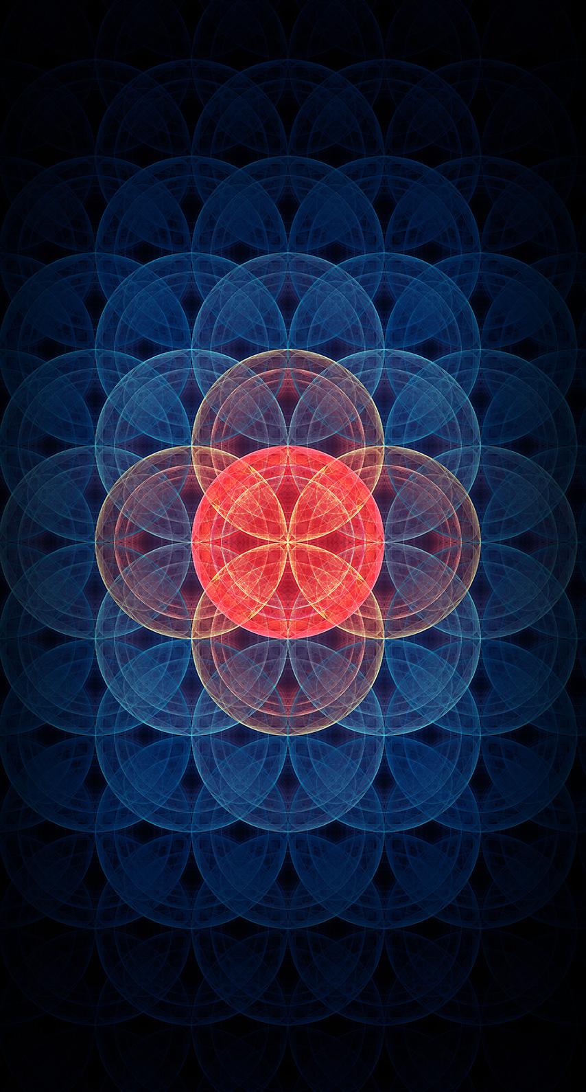 round, circles