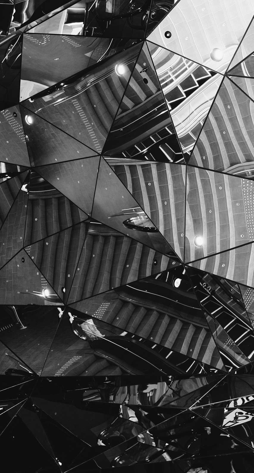 geometric, abstract