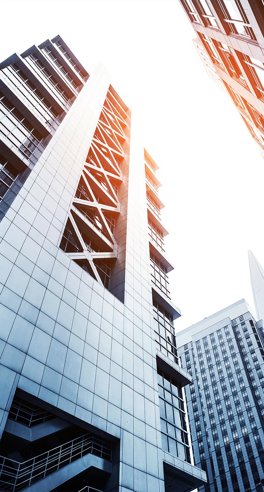 commercial building, headquarters