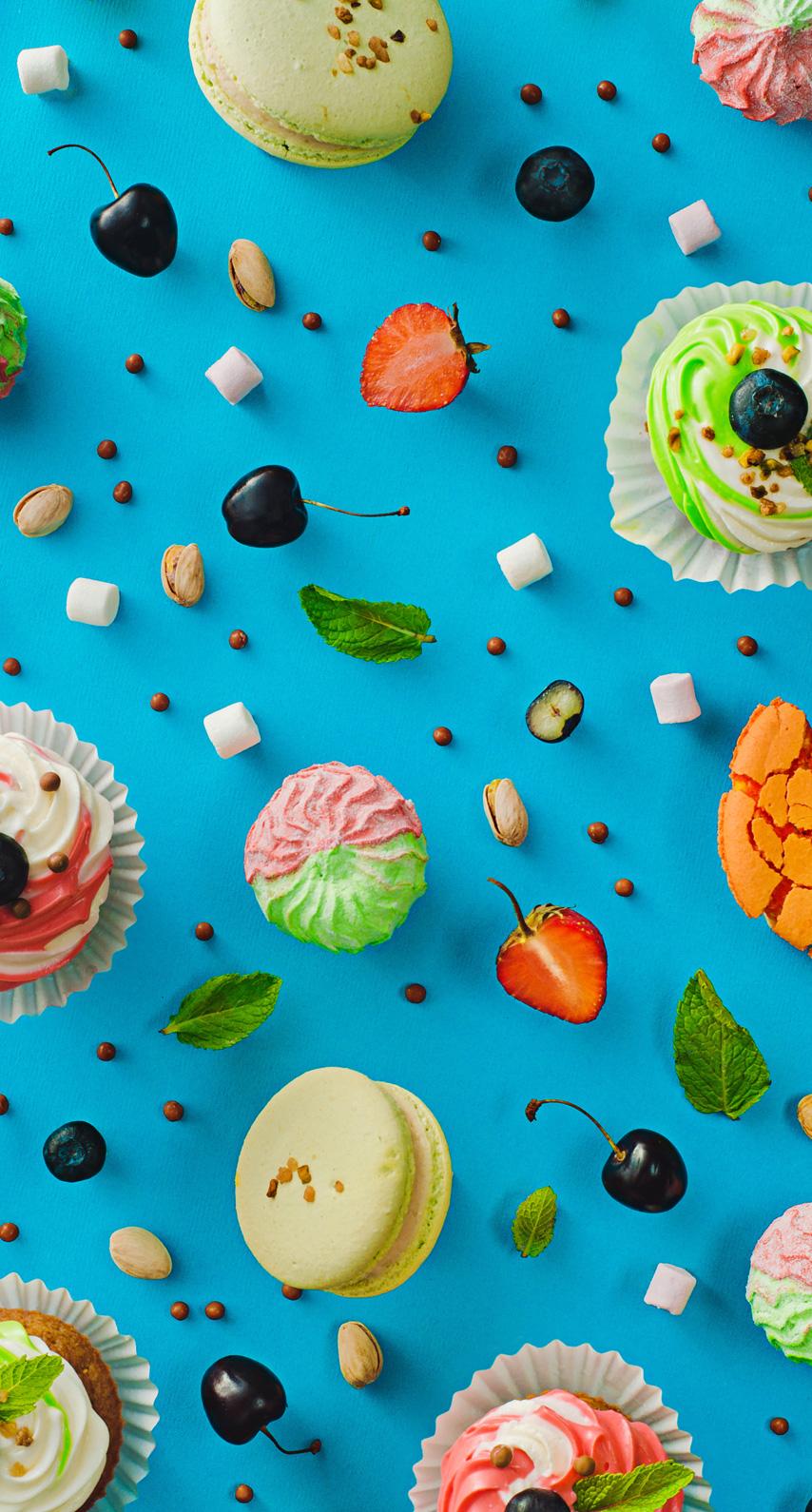 muffin, cuisine