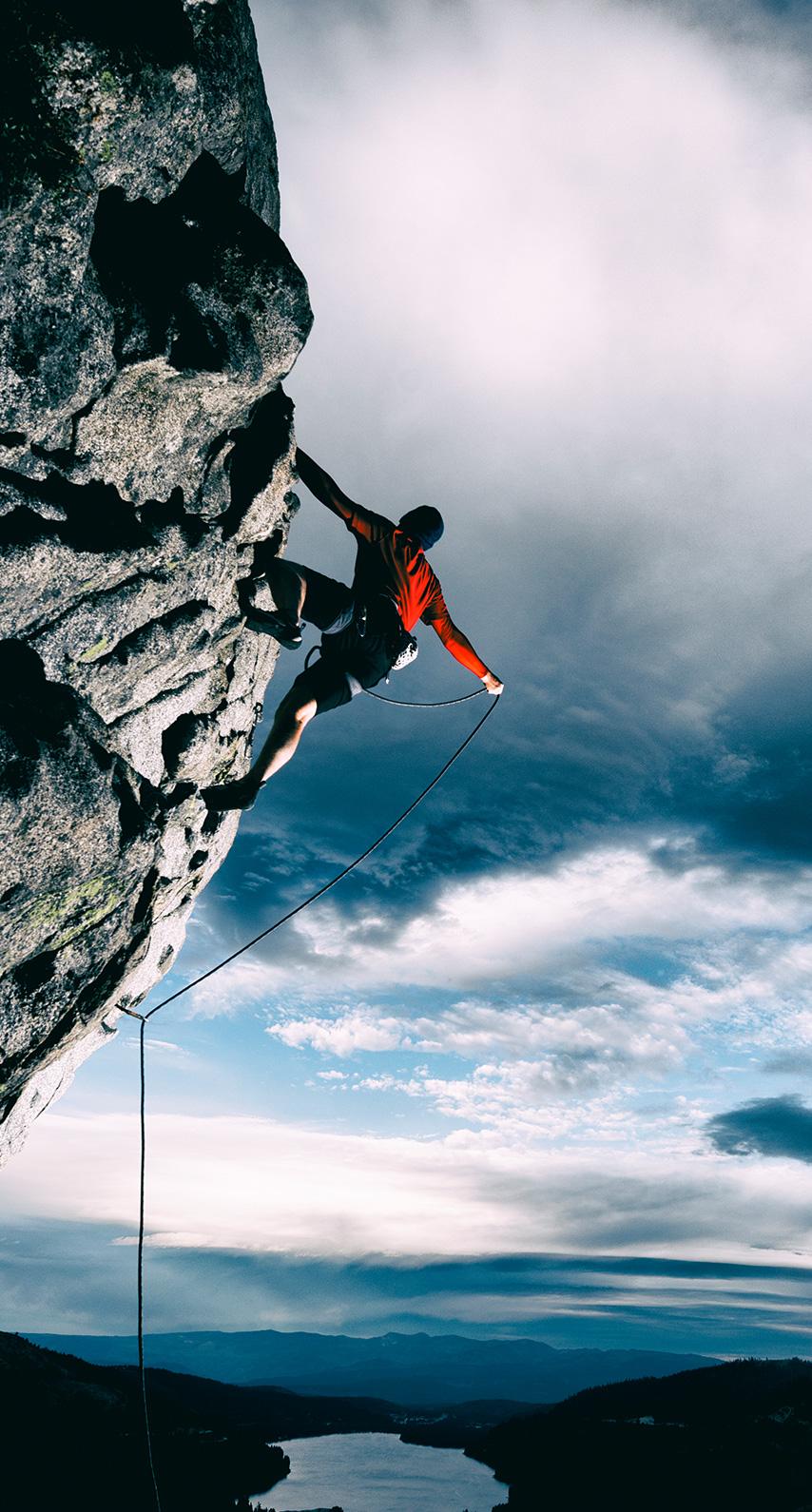 climbing, sport climbing