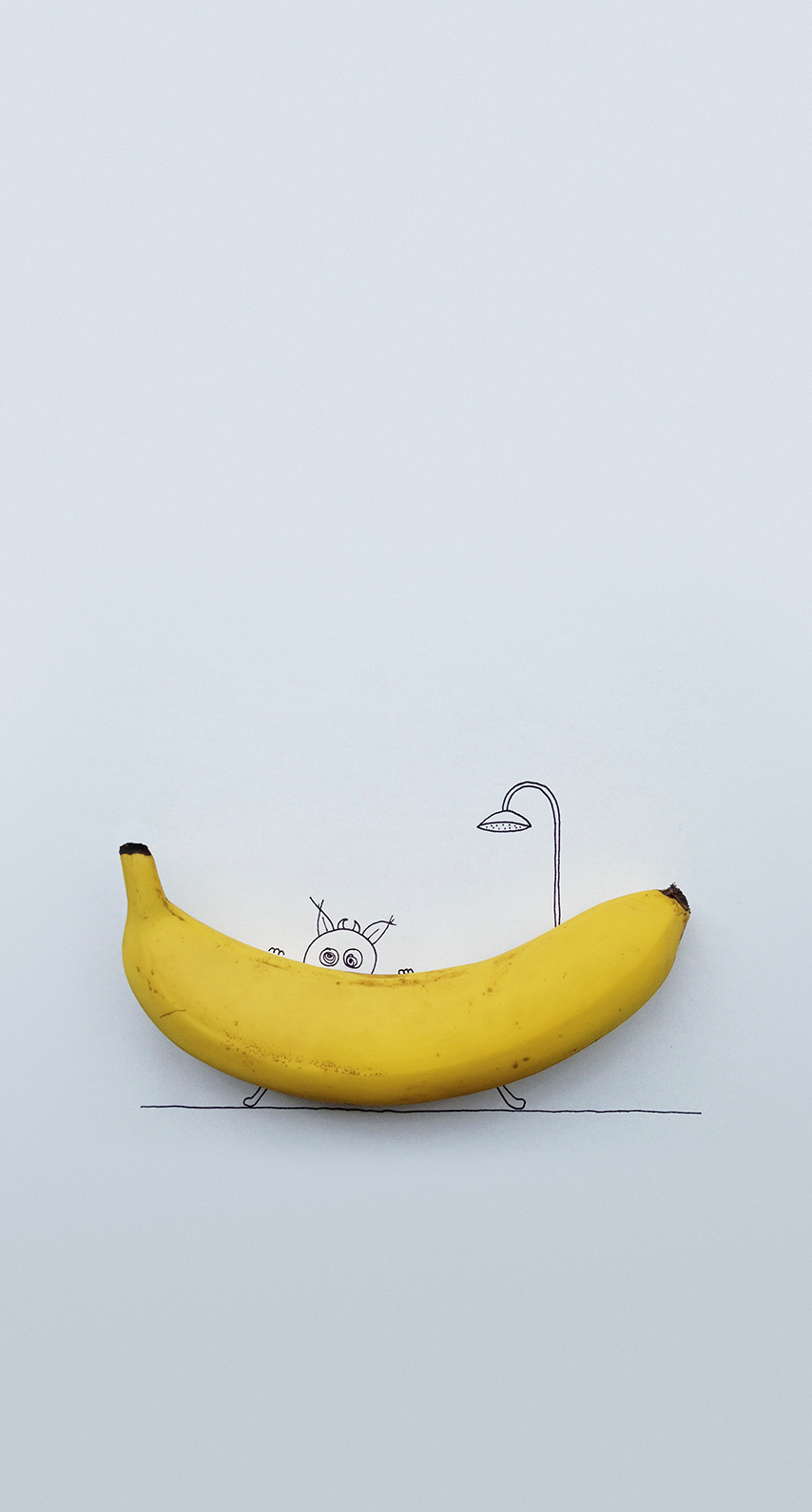 banana family, buoy