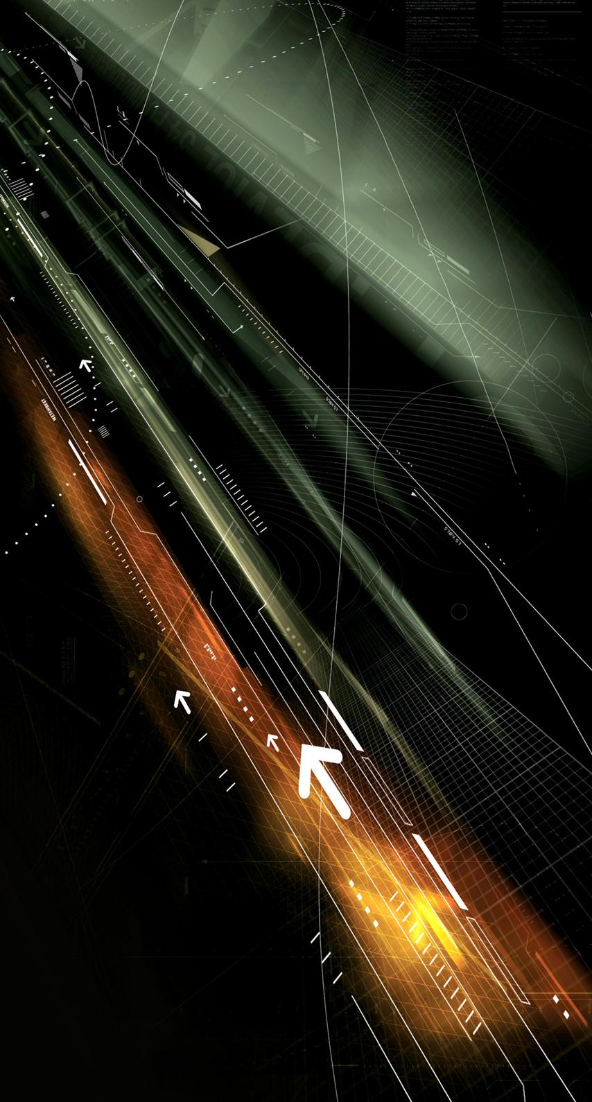 light, graphic