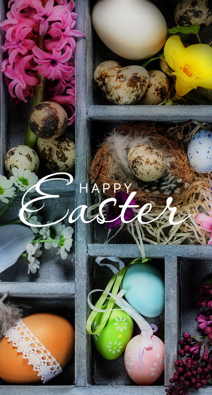 Easter, floristry
